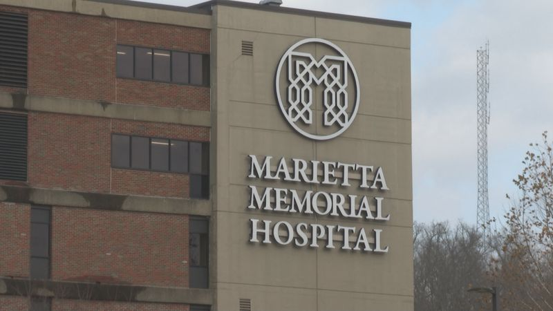 Marietta College gives 6,000 masks to Memorial Health System