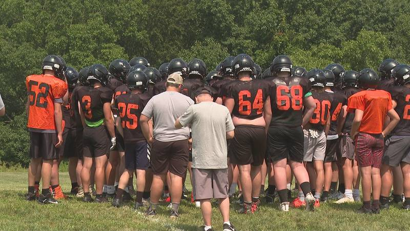 The Marietta Tigers football team opens regular season play in a little over two weeks.
