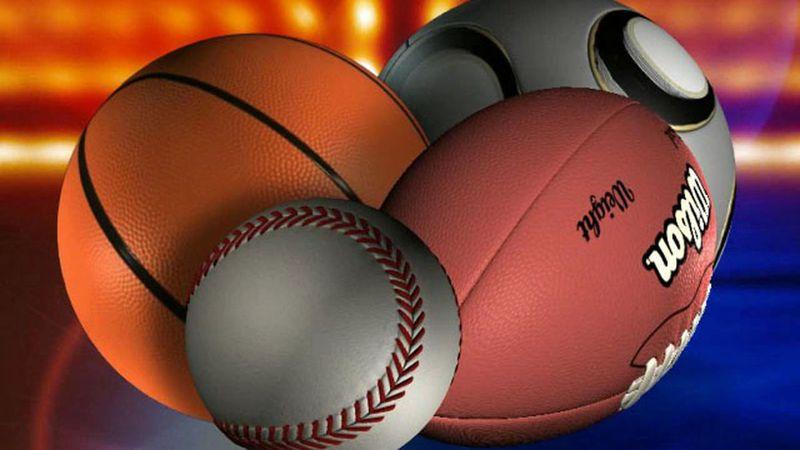 Sports scores for April 10