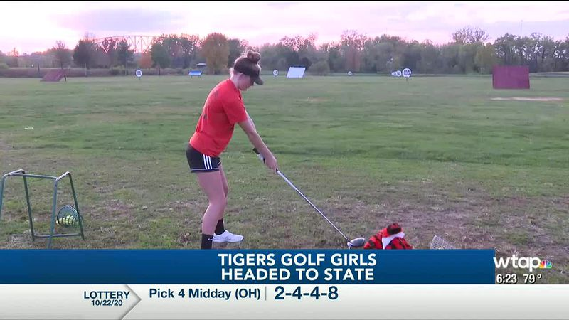 WTAP News @ 6 - Tigers golf girls headed to state