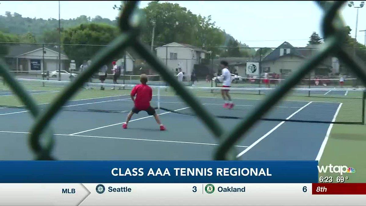 WTAP News @ 6 - Class AAA tennis regional