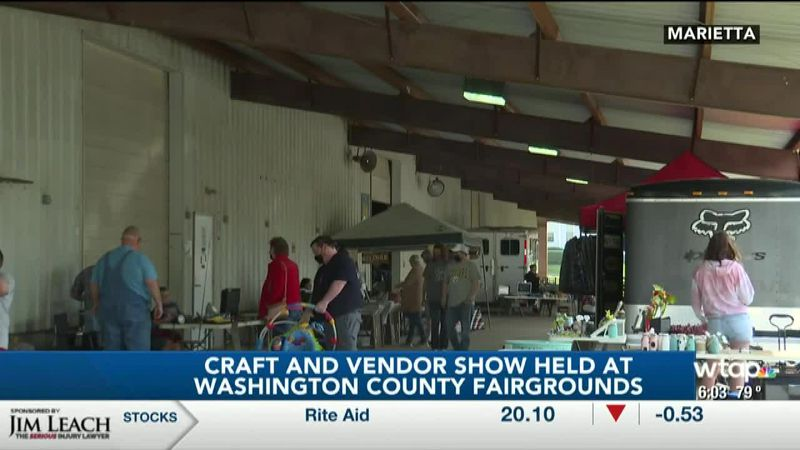 Washington County Fair Board Craft Show