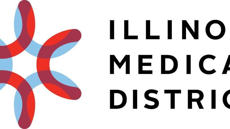 Illinois Medical District Logo