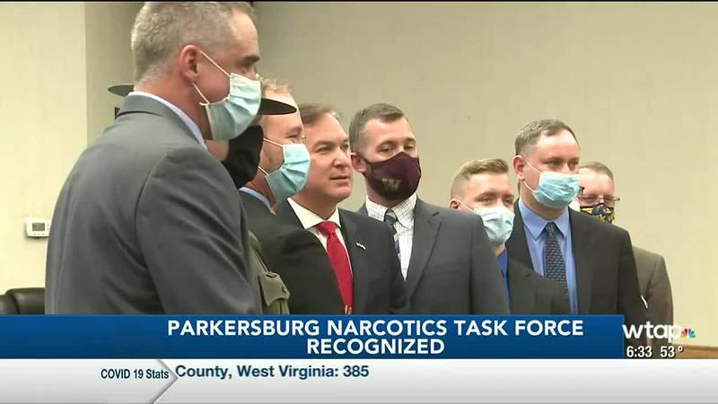 Parkersburg narcotic task force
