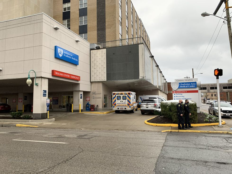 A Female CPD officer was taken to an area hospital after a shooting Tuesday afternoon.