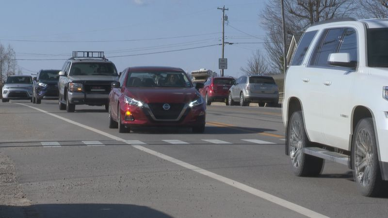 Officers watching drivers on St. Patrick's Day in and outside of Wood County