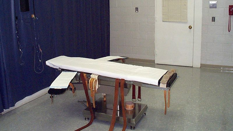 All three executions have been rescheduled. (FILE)