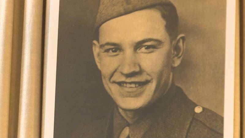 After nearly eight decades, the body of PFC James Wilmer White returned home after an 18,000...