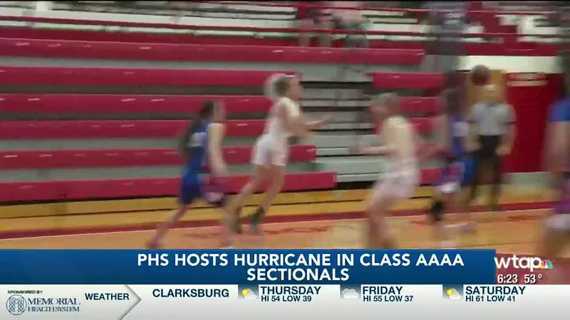 WTAP News @ 6 - PHS hosts Hurricane in Class AAA sectionals