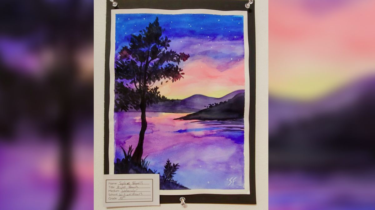 Wood County Schools Art Show