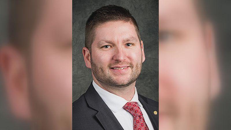 Del. Barrett represents Martinsburg, District 61.