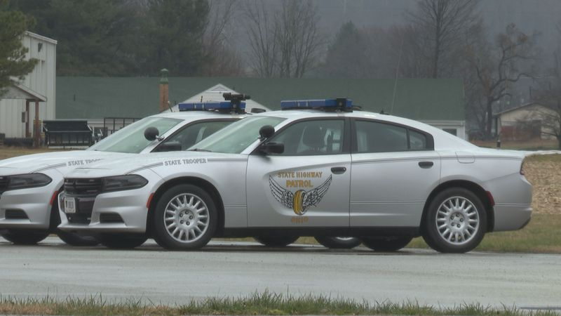 The Ohio State  Highway Patrol is reporting 10 deaths on Ohio's roads during the  2020-2021 New...