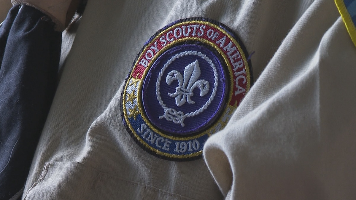 One girls boy scout group in Ionia County is working their way up to become Eagle Scouts.