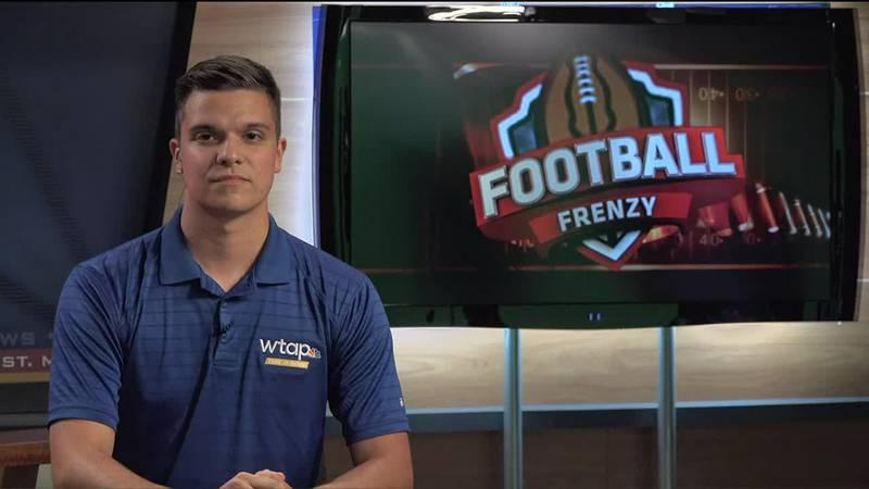 WTAP News @ 11 - Football Frenzy Week 9 Block B