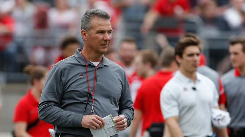 Former Ohio State head coach Urban Meyer is reportedly in the running for the Jacksonville...