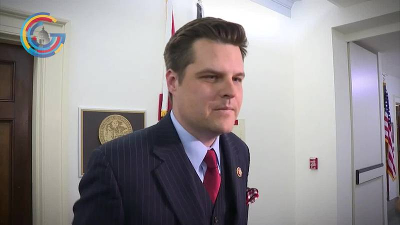 Rep. Matt Gaetz (R-Fl.) is reportedly being investigated for sex trafficking.