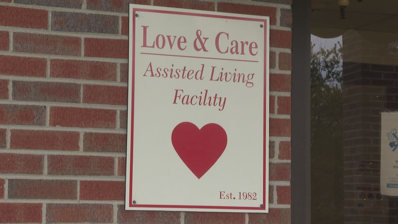 Staff and residents at Love and Care Assisted Living receive vaccine