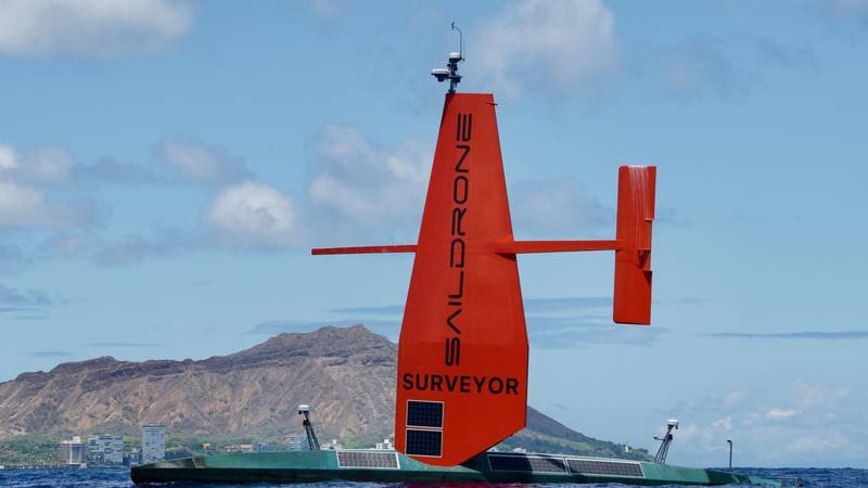 Saildrone announces $100 Million Series C Funding round to advance ocean intelligence products....