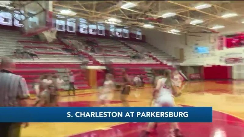 South Charleston at PHS girl's basketball