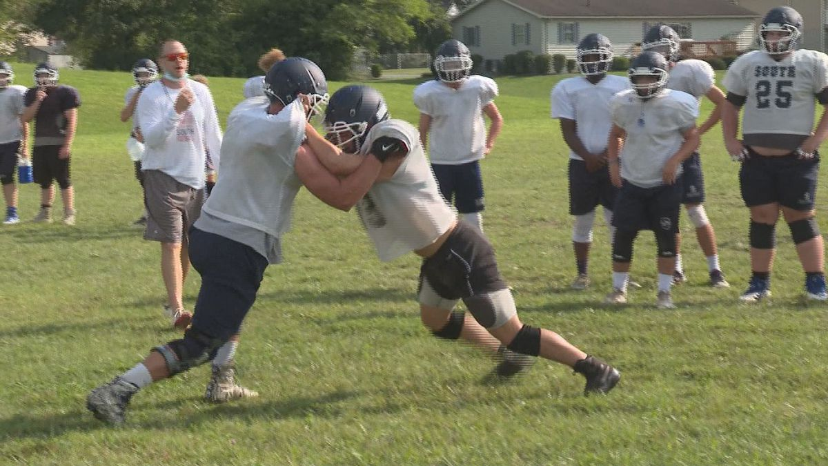 Parkersburg South will open its 2020 high-school football season against Cabell-Midland instead of University Friday night because of increased COVID-19 activity in Monongalia County, where University High School is located.