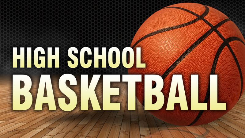 High School Basketball Generic Logo