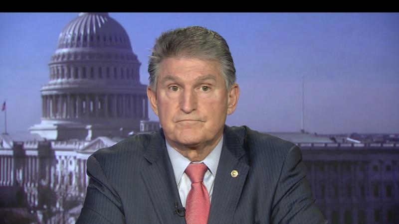 Sen. Joe Manchin, D-WV, said he's not opposed to hearing Hunter Biden testify during President...