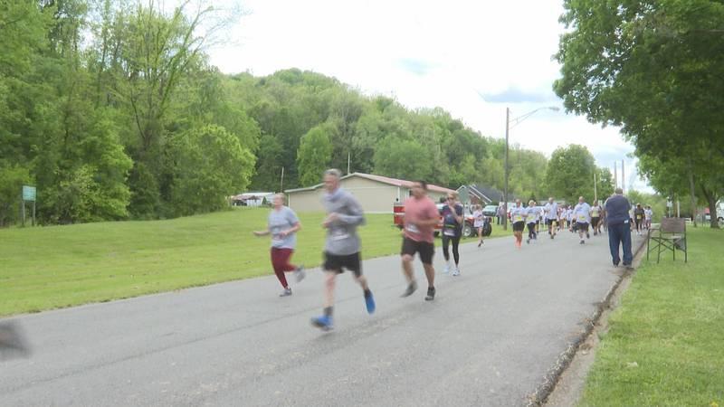 City of Belmont holds 5K Fun Run/Walk