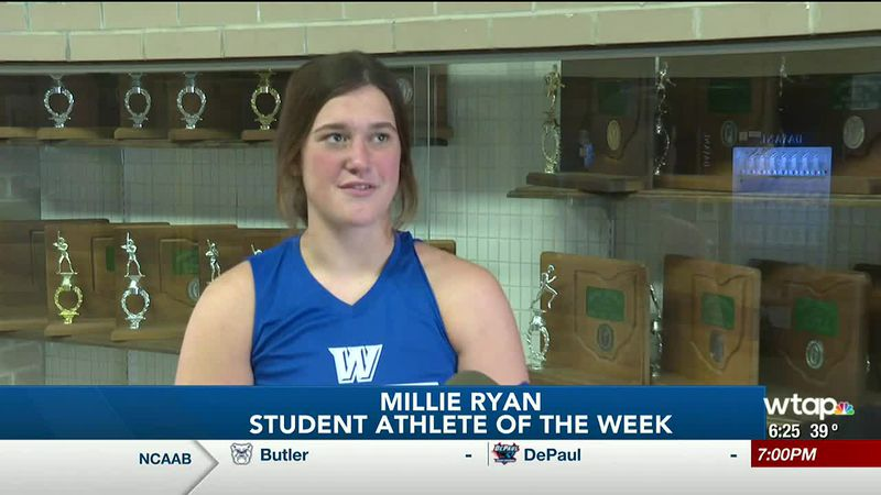 WTAP News @ 6 - Student Athlete of the Week: Millie Ryan