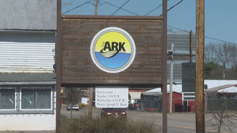 Ark Church adds freezer to pantry, organizations lend helping hand