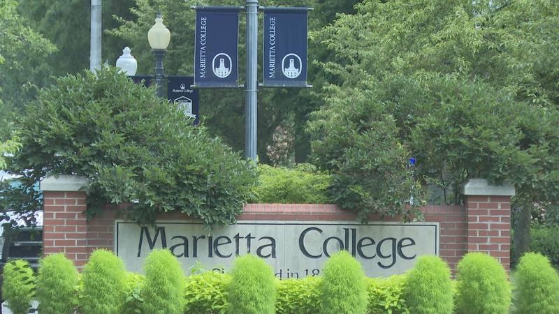 Marietta College embraces Collin's Law