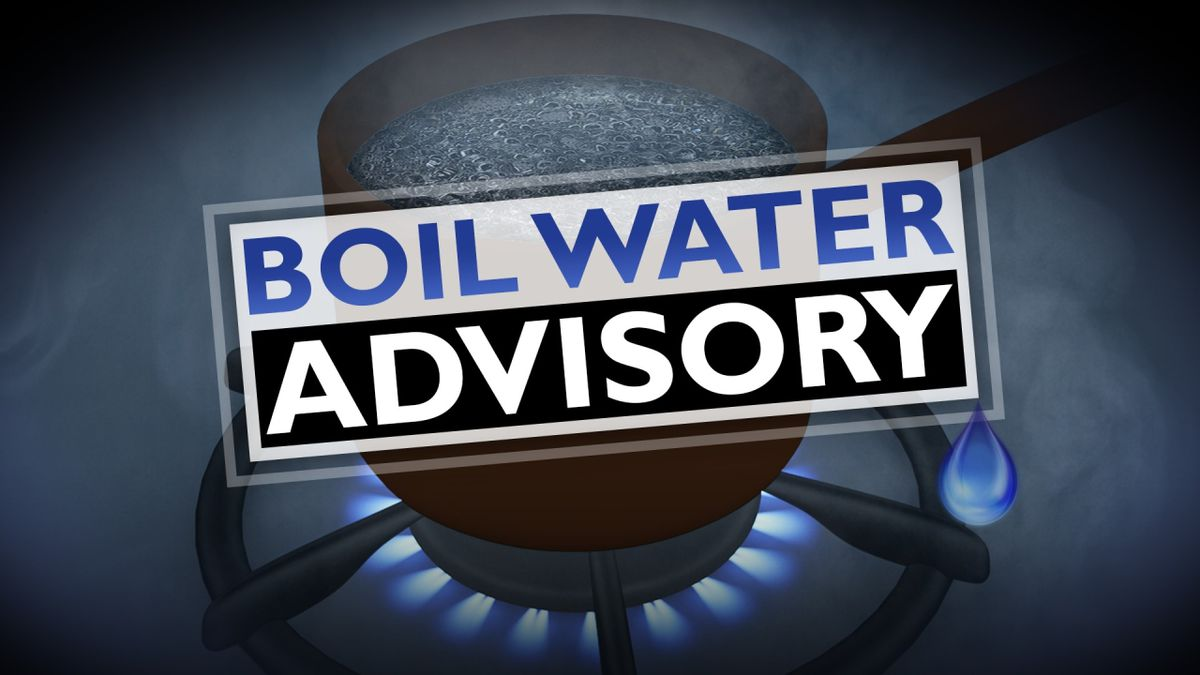 A precautionary boil water notice has been issued for residents living on Mercedes Avenue between E. 9th Street and E. 8th Street.