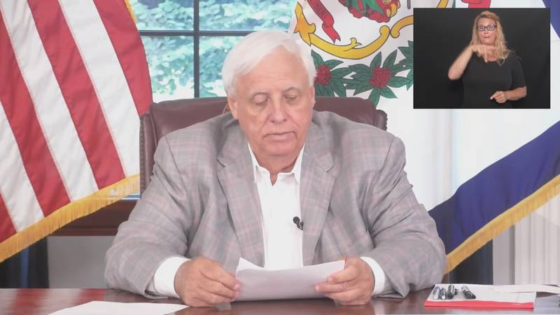 Governor Justice stresses importance of being fully vaccinated.