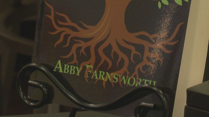 Abby Farnsworth never imagined it would happen this early.