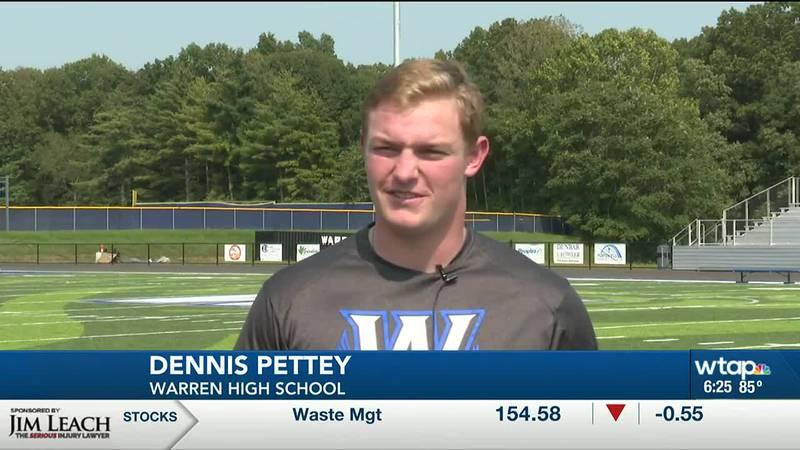 Student Athlete: Dennis Pettey