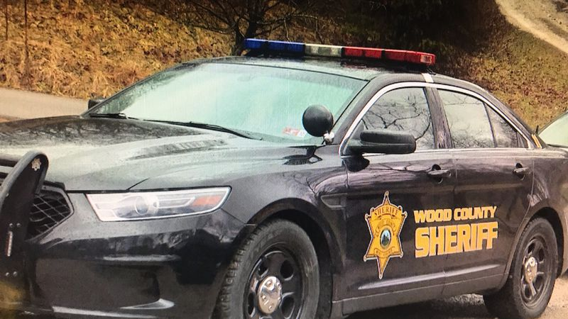 Wood County Sheriff's Department vehicle