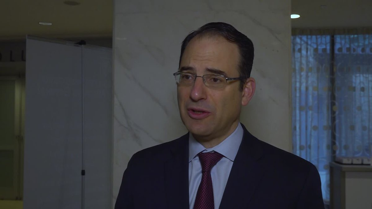 Colorado Attorney General Phil Weiser discusses his state's 2020 priorities. (Source: Gray DC)