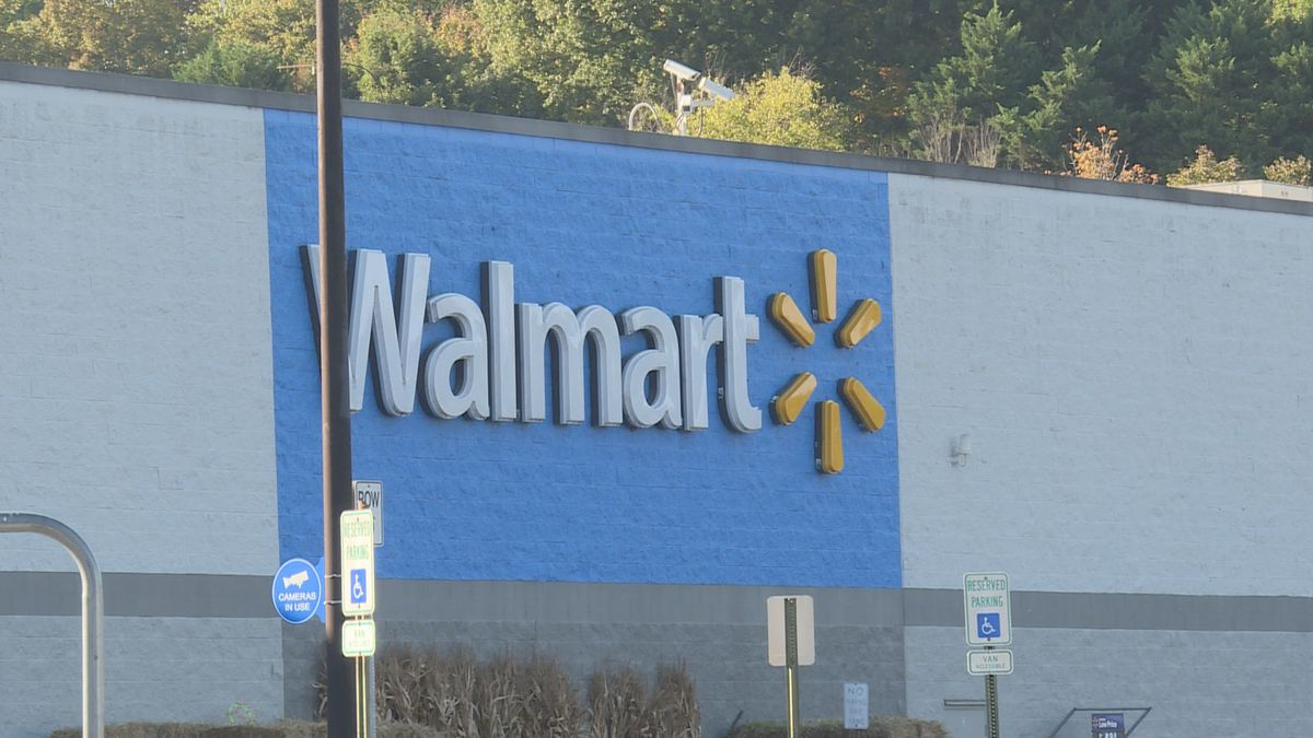 In a tweet, the retail giant says beginning Nov. 14, Walmart stores and Neighborhood Markets...