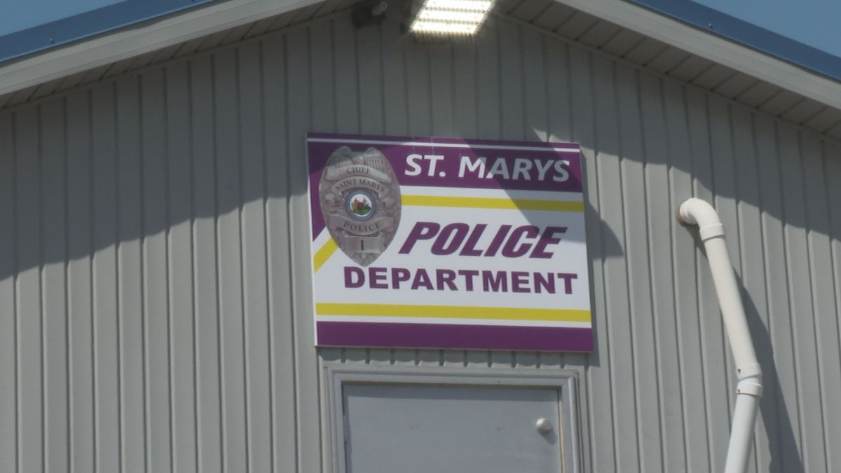 St. Marys police officers earn SWAT pins