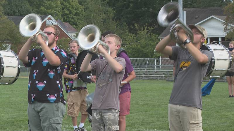 BAND OF THE WEEK: Williamstown HS band director gives students new mindset and sound