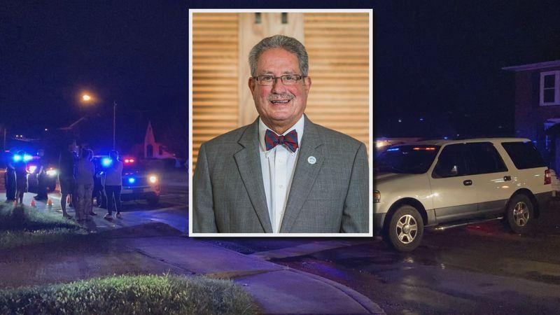Clarksburg City Councilman Jimmy Malfregeot was shot Sunday on East Main Street, multiple...