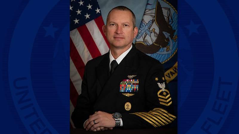 Fleet Master Chief James R. Tocorzic