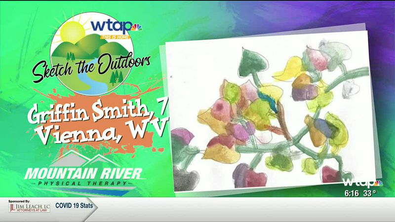 WTAP News @ 6 - Sketch the Outdoors winner Griffin Smith