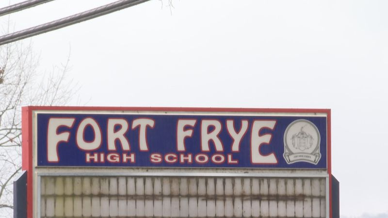 Fort Frye staff learns how to identify potential violent actions in assembly