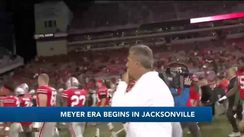 WTAP News @ 6 - Meyer era begins in Jacksonville