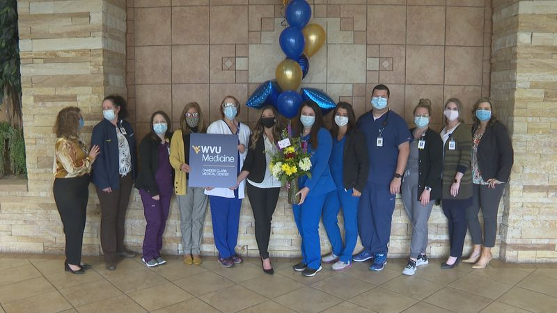 Camden Clark Medical Center gives out first-ever award for ambulatory nurse of the year