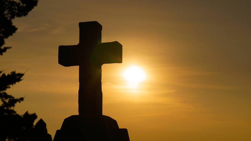 Generic image of a cross