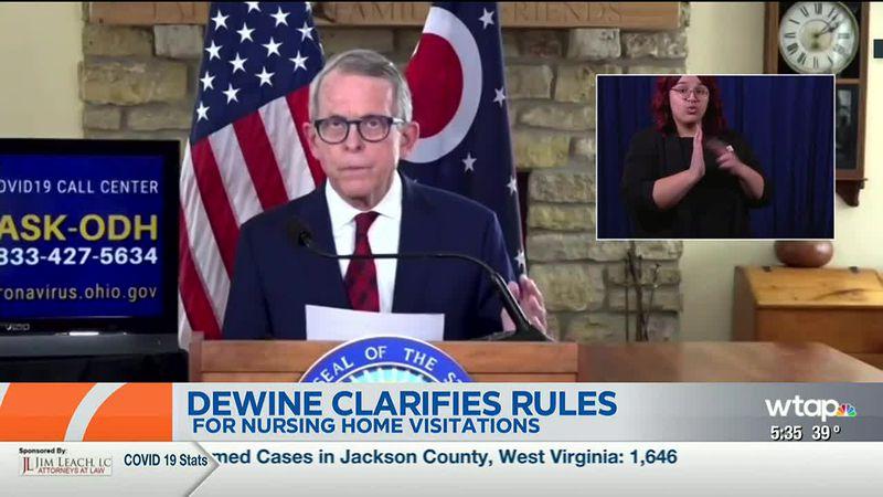 Governor Mike Dewine