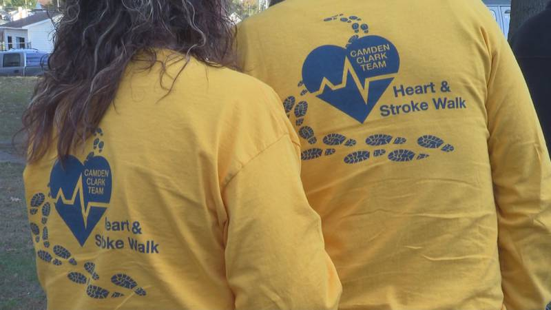After holding its event virtually in 2020, the Mid-Ohio Valley's Heart and Stroke Walk returns...