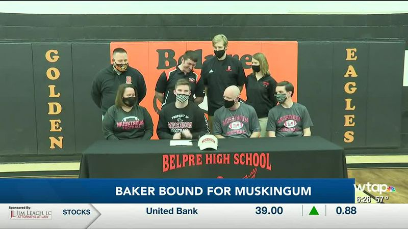 WTAP News @ 6 - Baker bound for Muskingum