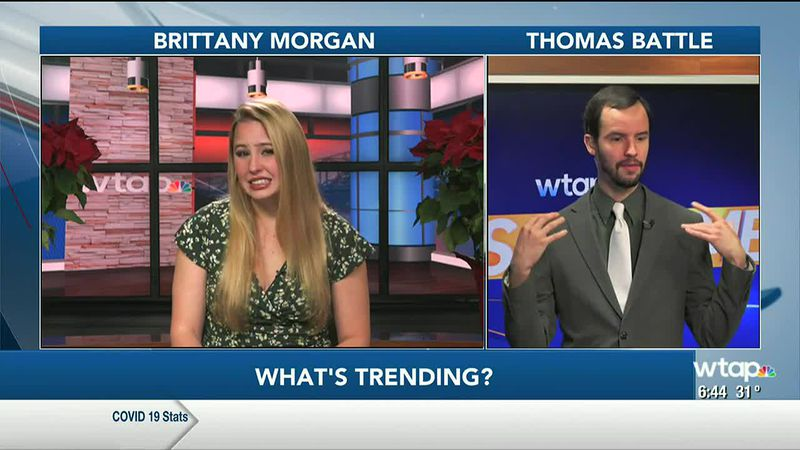 Brittany Morgan and Thomas Battle